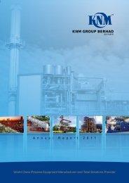2011 - KNM Steel Sdn Bhd