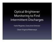 Optical Brightener Testing