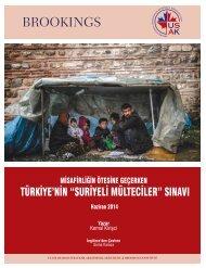 syrian refugees and turkeys challenges kirisci turkish