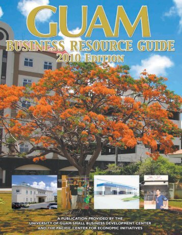 Guam Business Resource Guide - Pacific Islands Small Business ...