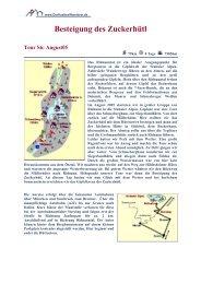 Venediger Höhenweg Tour S6: August 2004