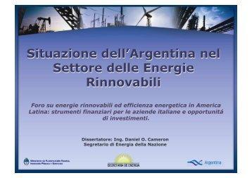 (Microsoft PowerPoint - Presentación Roma Argentina ... - Corrente