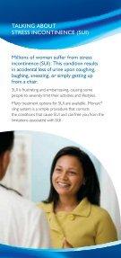 Monarc® Sling System - Genesis OB/GYN, PC - Page 2