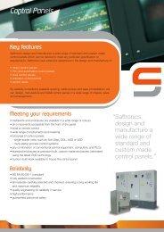 Control Panels - Source IEC