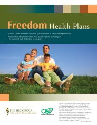 Brochure - IHC Health Solutions