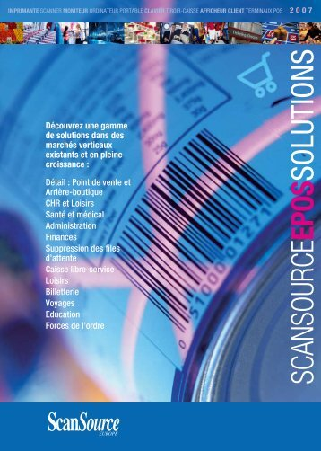 SCANSOURCE epos solutions - Scansource-zebra.eu