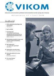Indhold - Socialstyrelsen