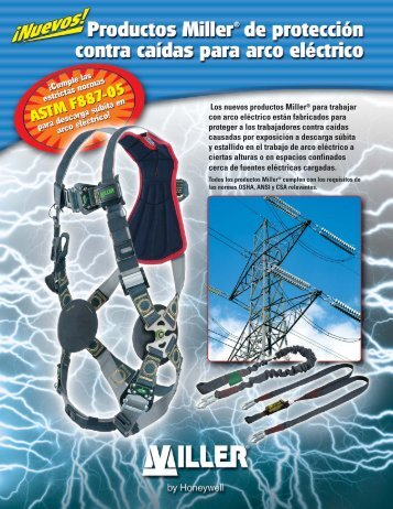 Arc-Rated Broch-spanish:Layout 1 - Miller Fall Protection
