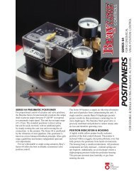 view brochure - Summit Valve & Controls