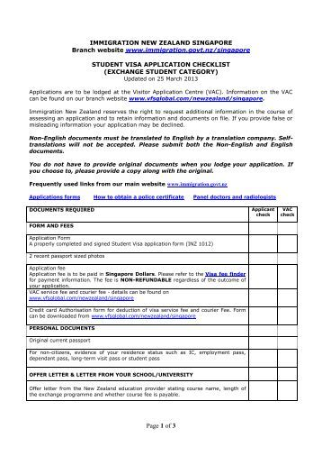 checklist of documents for oci card vfs global With documents required for oci
