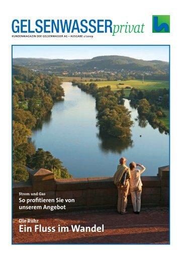 Kundenmagazin privat, Ausgabe 2/2009 (PDF 5 ... - Gelsenwasser AG