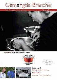 Innovatief koken - Gemengde Branche & Speelgoed en Hobby