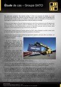Étude de cas – Groupe SATO - Page 2