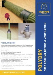 POLYDR Y - Polypipe Civils