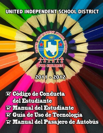 Manual del Estudiante - United Independent School District