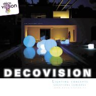 Modules Lumineux - DECOVISION