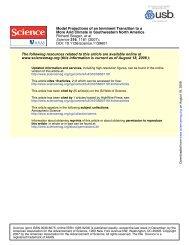 Seager et al., 2007