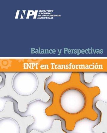 INPI - Reestruturación para el Desarollo