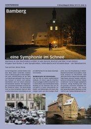 Bamberg - Birseck Magazin