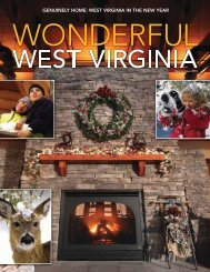 Wonderful West Virginia Magazine - Valley Woodworkers