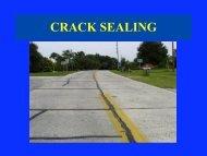 CRACK SEALING - EJ Breneman, LP