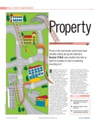 Property snakes & ladders - Engaged Investor
