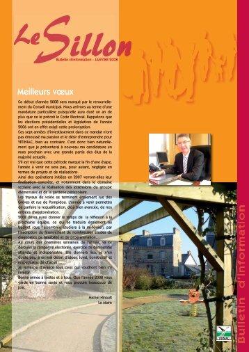 Le Sillon de Janvier 2008 - Yffiniac