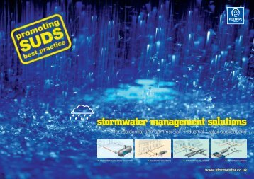 stormwater management solutions - Polypipe Civils