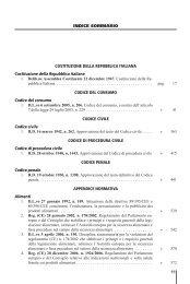 Consulta l'indice sommario - La Tribuna