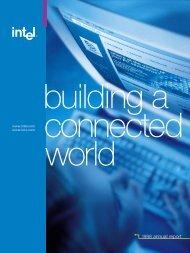 Intel Corporation Annual Report 1998