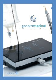 First Choice For The Advanced Dental Practice - General Medical