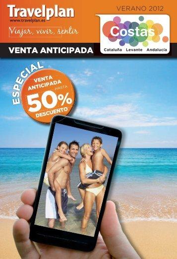 Costas Venta Anticipada - Travelplan - Mayorista de viajes