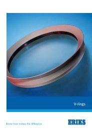 ERIKS - V-Rings