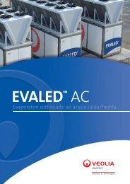 Evaporatori sottovuoto ad acqua calda/fredda - Veolia Water ...
