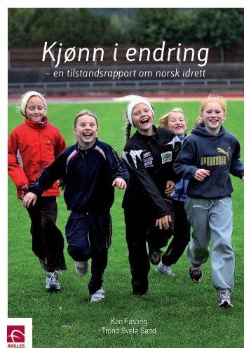 Kjønn i endring - Norges idrettsforbund