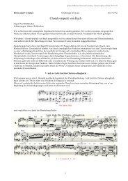 1. J. S. Bach