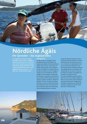 Nördliche Ägäis - Windbeutel Reisen