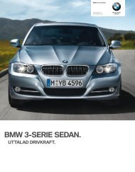 BMW -SERIE SEDAN.