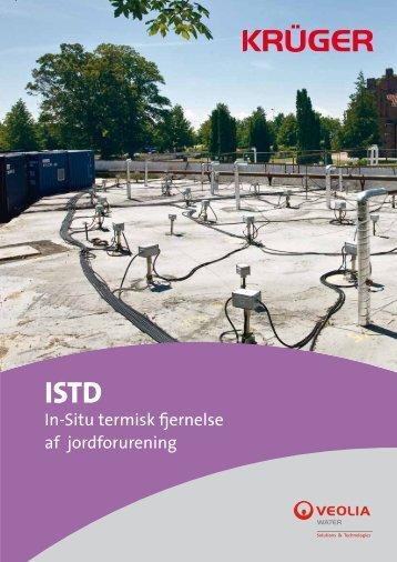 In-Situ termisk fjernelse af jordforurening