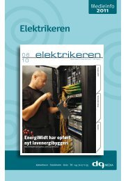 Elektrikeren - DG Media