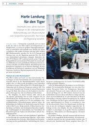 Vietnam - Harte Landung für den Tiger [PDF] - Axel Mierke