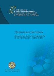 Ceramica e Territorio_Dinamiche Socio-Demografiche e ...