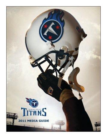 2011 Media Guide (PDF) - NFL.com