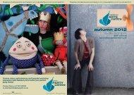 autumn 2012 - Salisbury Arts Centre