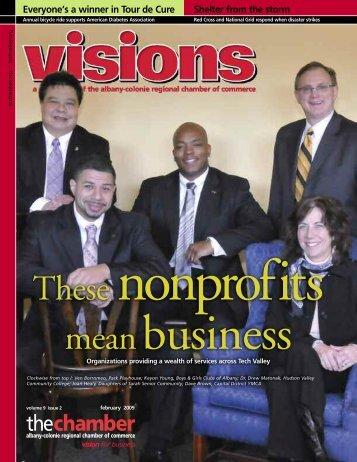 February - Albany Colonie Regional Chamber of Commerce