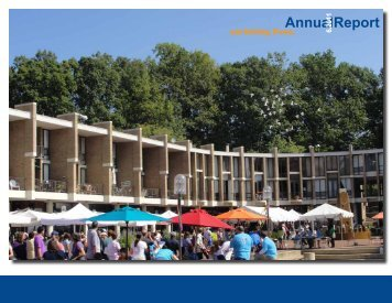 2011 Annual Report - Reston Community Center