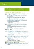 Programmheft Kloster Banz 2011 Monitor - Deutsche Gesellschaft ... - Seite 6