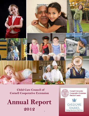View the Child Care Council 2012 Annual Report - Mycccc.org