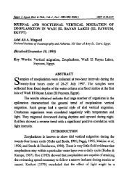 Full Text - Egyptian Journal of Aquatic Biology and Fisheries