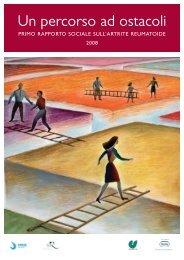 Rapporto CENSIS 09 - Brescia reumatologia